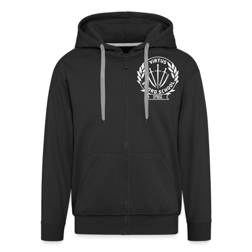 FOREST_OF_DEAN - Men's Premium Hooded Jacket