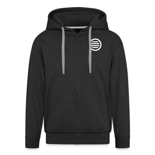 bigbiz-logotipo - Men's Premium Hooded Jacket