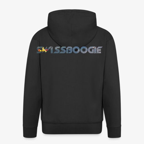 Shirt Swissboogie PC-6 - Männer Premium Kapuzenjacke