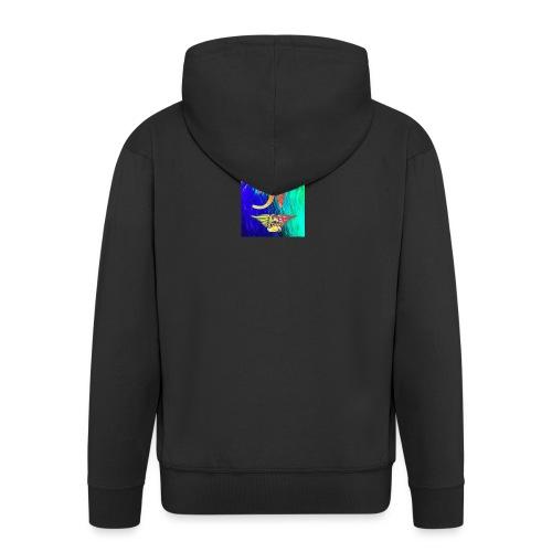 Original Band Logo - Men's Premium Hooded Jacket
