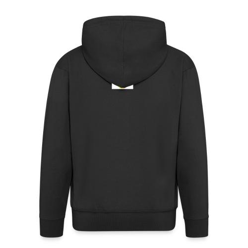 peace for love - Men's Premium Hooded Jacket