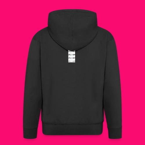 GQ ALL SPORTS - Men's Premium Hooded Jacket