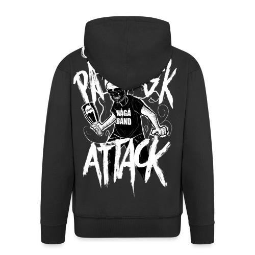 På Svenska Tack - Men's Premium Hooded Jacket