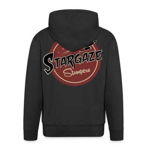 T Shirt Farbe Stargaze Stompers - Männer Premium Kapuzenjacke