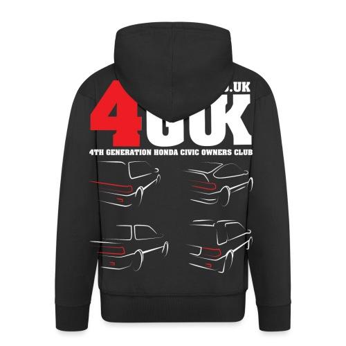 4GUK Hoodie - Men's Premium Hooded Jacket