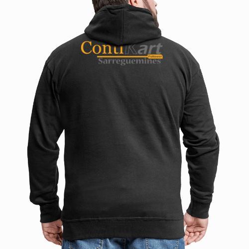 ContiKart Follower - Veste à capuche Premium Homme