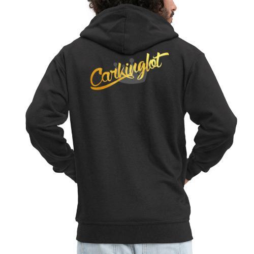 Carkinglot schoon - Mannenjack Premium met capuchon