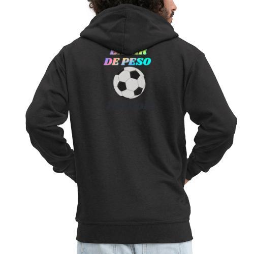 Fútbol para estar en forma - Chaqueta con capucha premium hombre
