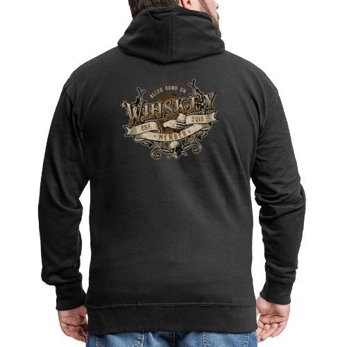 Rocker Member - Männer Premium Kapuzenjacke