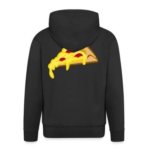 If it fits my macros Pizza - Mannenjack Premium met capuchon