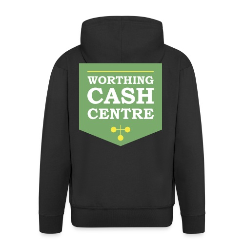 WCC - Test Image - Men's Premium Hooded Jacket