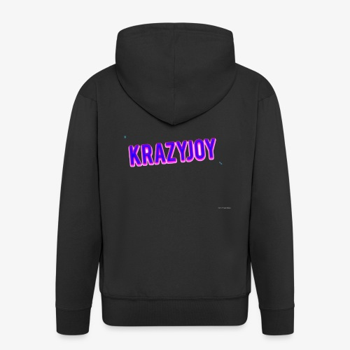 KrazyJoy - Men's Premium Hooded Jacket