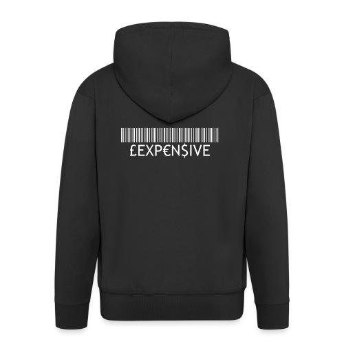£XP€N$IVE - Men's Premium Hooded Jacket