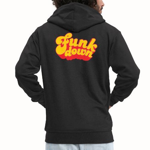 Funkdown Official Merchandise - Herre premium hættejakke