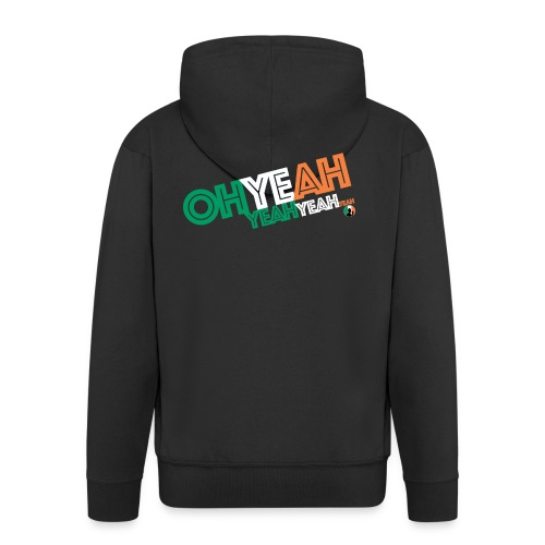 BazzlarOhYeah - Men's Premium Hooded Jacket