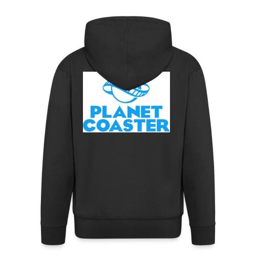 game planet coaster - Mannenjack Premium met capuchon