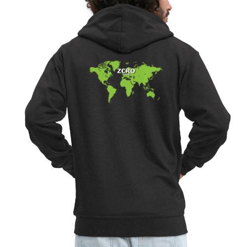 World Z€RO official - Men's Premium Hooded Jacket