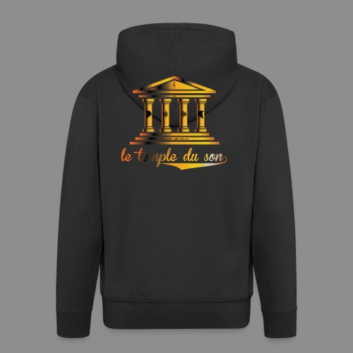 This is Gold - Limited Edition - Men's Premium Hooded Jacket