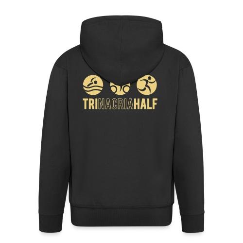 TRInacriaHalf - Men's Premium Hooded Jacket