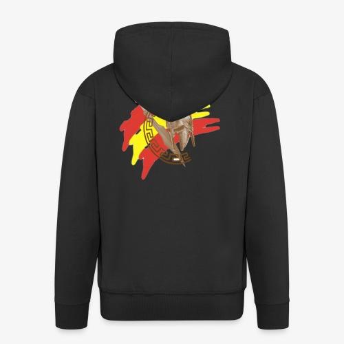 Spanisher - Chaqueta con capucha premium hombre