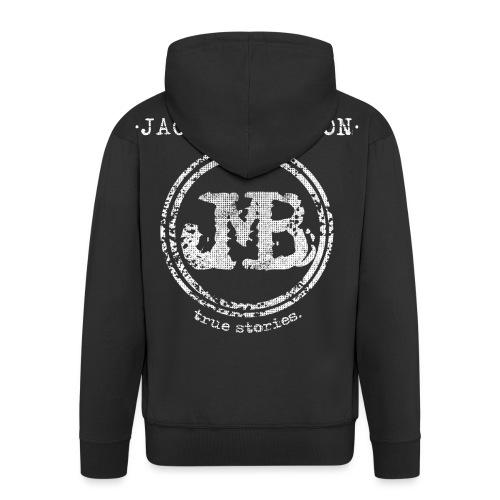 Jack McBannon - JMB True Stories - Männer Premium Kapuzenjacke