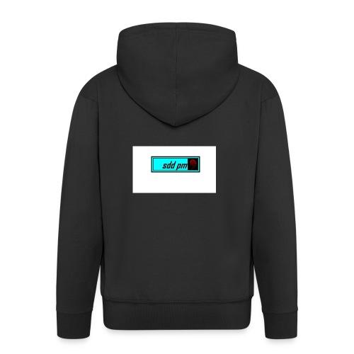 cool sddpm merch - Men's Premium Hooded Jacket