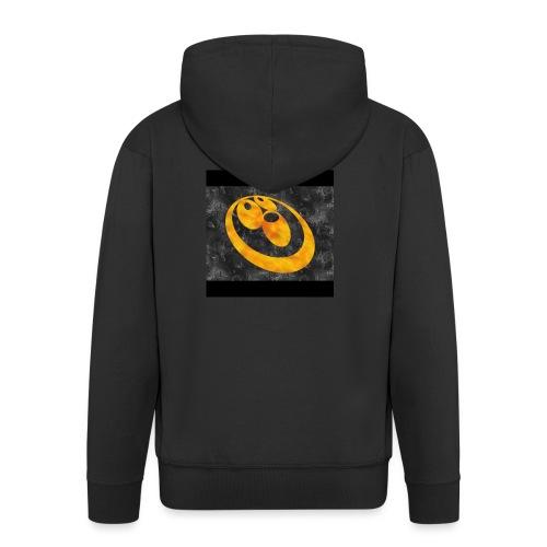 MY LOGO - Men's Premium Hooded Jacket