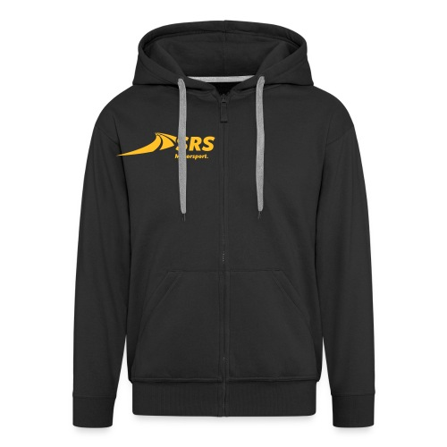 SRS-Logo_Motorsport_p_cmy - Männer Premium Kapuzenjacke