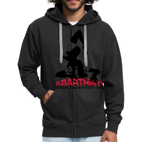 Abarthisti Pinup - Premium Hettejakke for menn
