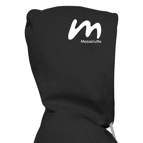 Massarutto - Felpa con zip Premium da uomo
