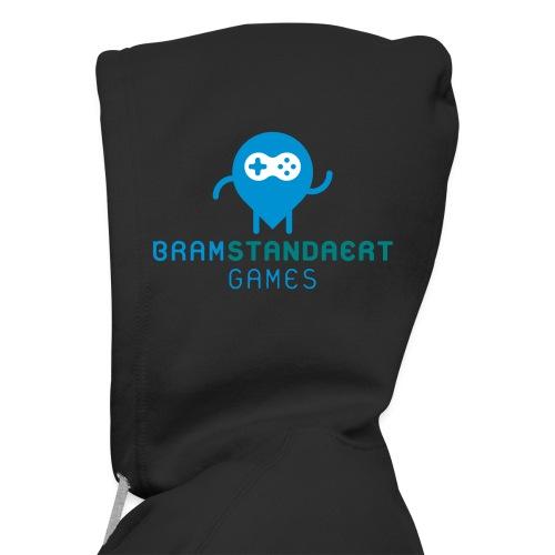 BramStandaertGames - Mannenjack Premium met capuchon
