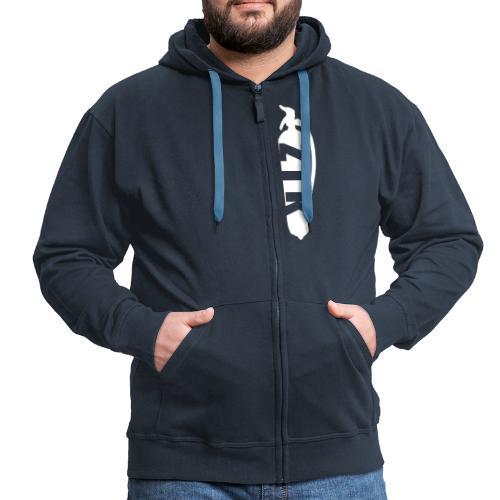 ZTK Extinguisher - Men's Premium Hooded Jacket