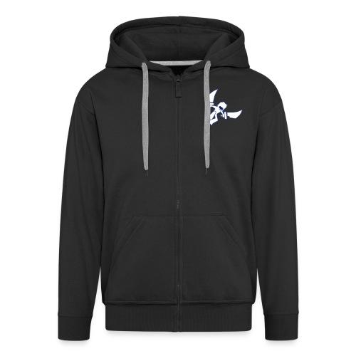 Tac - Brave Leap - Men's Premium Hooded Jacket