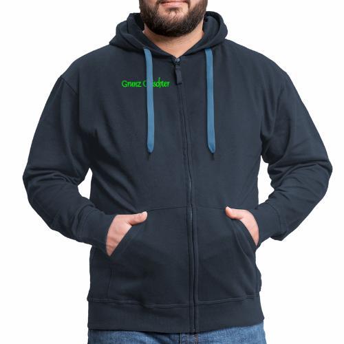 GmGG F - Männer Premium Kapuzenjacke