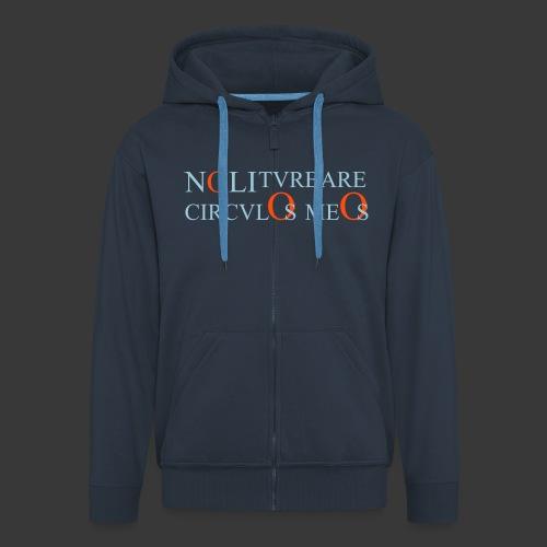 ntcm2 - Men's Premium Hooded Jacket