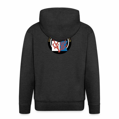 Royal Wolu Plongée Club - Veste à capuche Premium Homme