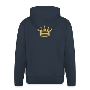 king design - Men's Premium Hooded Jacket