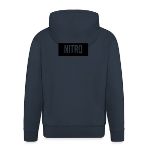 Nitro Merch - Men's Premium Hooded Jacket