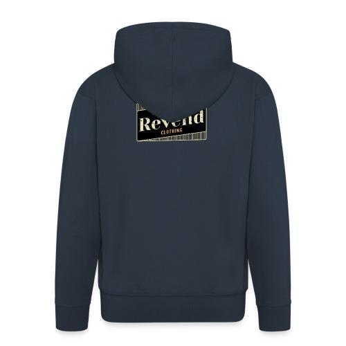 Logo Revend - Männer Premium Kapuzenjacke