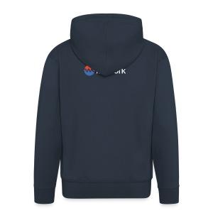 Native Network - Männer Premium Kapuzenjacke