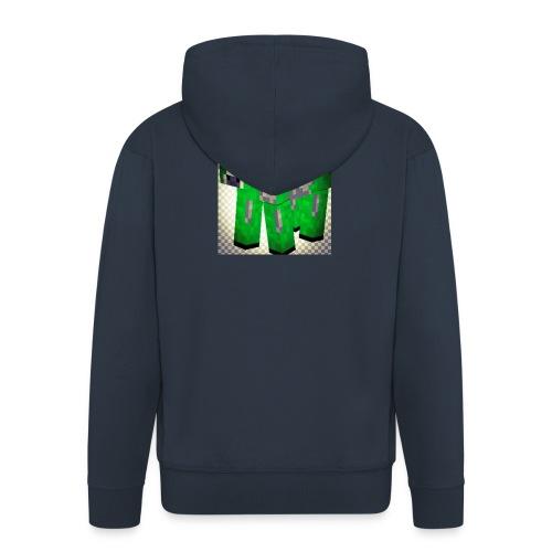 Mooshie jumper - Men's Premium Hooded Jacket