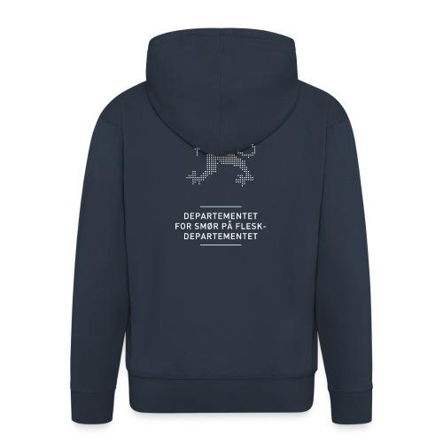 Departementsdepartementet (fra Det norske plagg) - Premium Hettejakke for menn