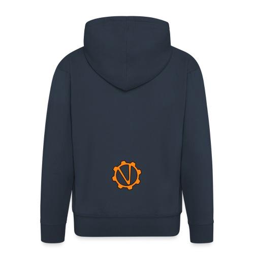 Geek Vault Merchandise - Men's Premium Hooded Jacket