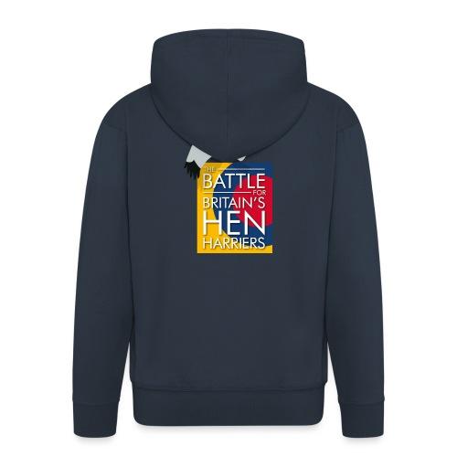 New for 2017 - Women's Hen Harrier Day T-shirt - Men's Premium Hooded Jacket
