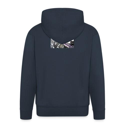 Redfools Freedump Shirt - Mannenjack Premium met capuchon