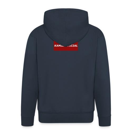 KAMILOFFICIALWEAR - Men's Premium Hooded Jacket