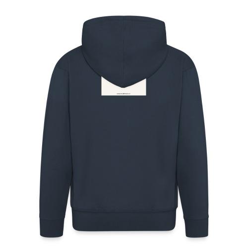 requin mascotte weelax - Veste à capuche Premium Homme
