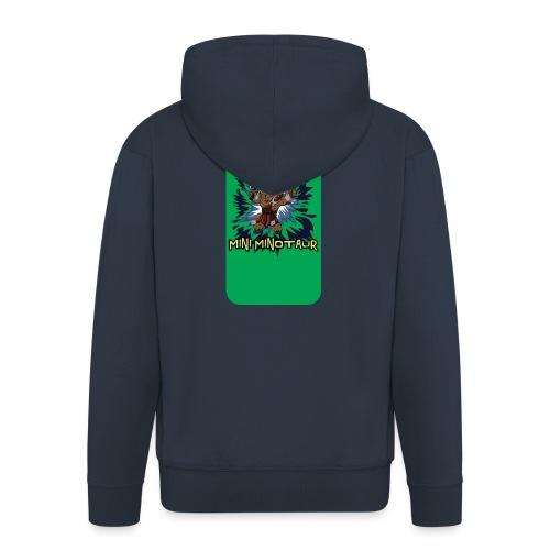 iphone 44s02 - Men's Premium Hooded Jacket
