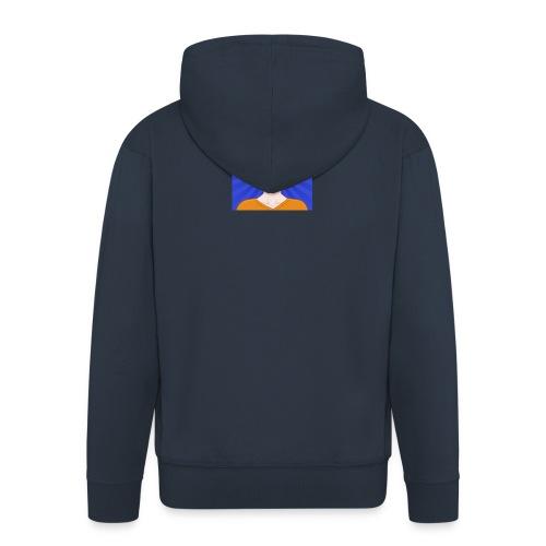 Sr Goku 2015 - Men's Premium Hooded Jacket