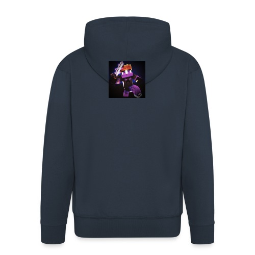 KovaPvP T-Shirt - Herre premium hættejakke